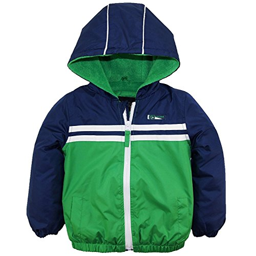 Reversible Colorblock Jacket - 9