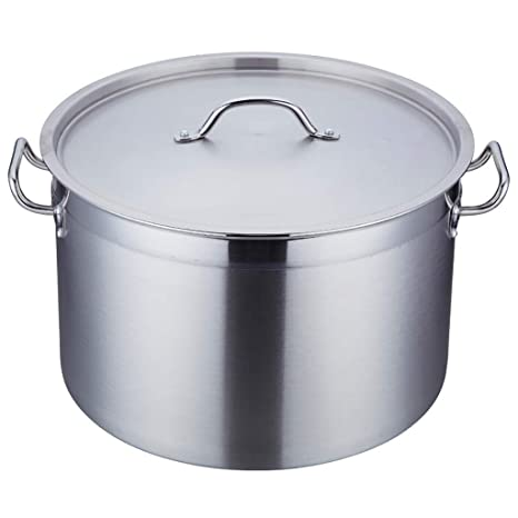WEIFAN CAI- Olla de Sopa Estofado de Carne de Acero ...