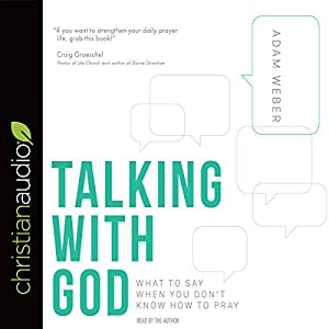Talking with God Audiobook