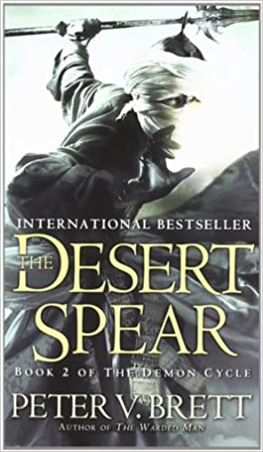 Peter V. Brett - The Desert Spear Audiobook
