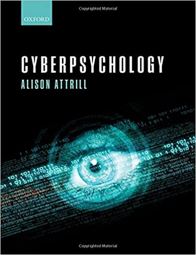 Amazon Cyberpsychology 9780198712589 Alison Attrill Books