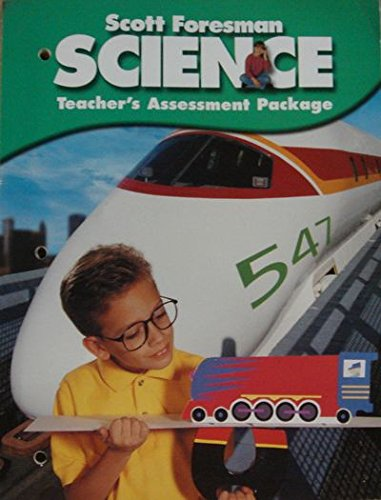 Teacher S Assessment Package Scott Foresman Science Grade