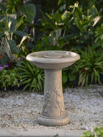 Jeco FCL115 Classical Garden Birdbath by Jeco