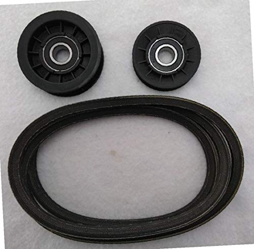 Belt Drive Front Pulley - HIGH Reliable Transmission Drive Belt Pulley Repair Set GX20006 GX20286 GX20287 (3 Items) Fast Arrive