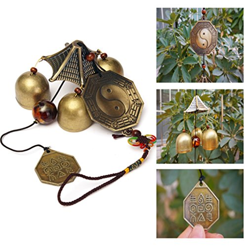 Wind Chimes Bells Tubes Garden Decor Chapel Church Deep Windchime Resonant Relaxing Woodstock Hanging Outdoor Wicca Meaning Of Christmas