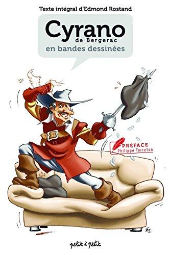 Cyrano de Bergerac : en bandes dessinées
