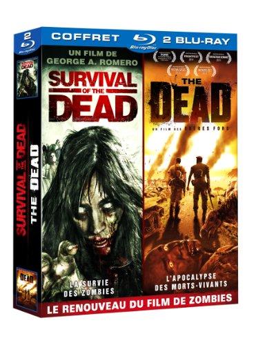 Le Renouveau Du Film De Zombies : The Dead / Survival Of The Dead [Blu-ray]