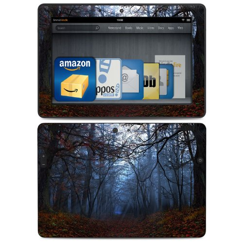 Elegy Design Protective Decal Skin Sticker (High Gloss Coating) for Amazon Kindle Fire HDX 8.9 inch (released 2013) eBook Reader