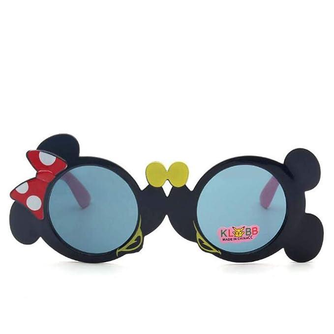 Worclub Gafas de sol polarizadas para niños Gafas de minnie ...