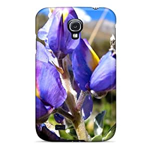 Annual Garden Flowers Case Compatible With Galaxy S4/ Hot Protection Case