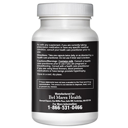 Bel Marra Health Testosterone Booster - Maca Root, Ashwagandha and Tongkat  Ali – Physical