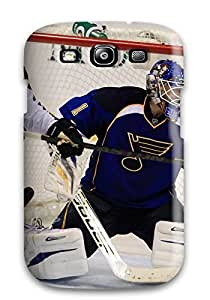 Hot st/louis/blues hockey nhl louis blues (8) NHL Sports & Colleges fashionable Samsung Galaxy S3 cases
