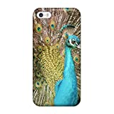 Perfect Fit ZggIHEI9526jLBfh A Peacock Case For Iphone - 5/5s