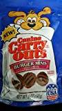 Canine Carry Outs Dog Snacks Burger Minis Beef Flavor