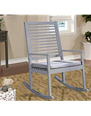 Lennox Furniture Rocking chair with free seat cushion