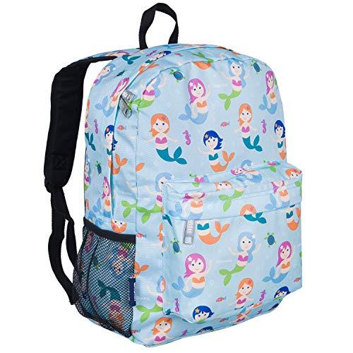 Wildkin 16 Inch Backpack, Mermaids