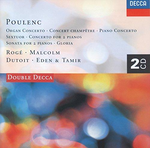 Poulenc: Piano Concerto/Organ Concerto/Gloria etc. (Poulenc Organ Concerto)