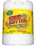Krud Kutter KR05 Clear Tough Task Remover with No Odor, 5 Gallon