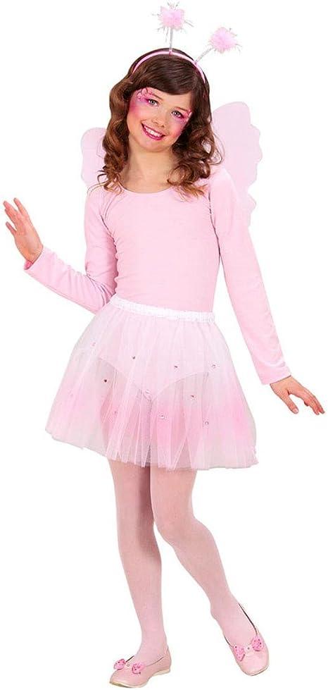 NET TOYS Disfraz de Mariposa para niños tutú Vestido niña Cuento ...
