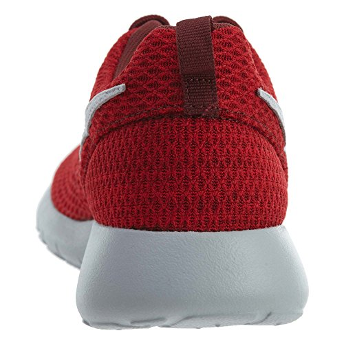 Red Grey Roshe Fille Nike Sneakers Run Team Hi Dark top zfRwWUxOq8