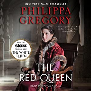 The Red Queen Audiobook