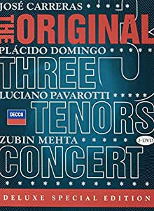 The Original Three Tenors Concert (Deluxe Special Edition)