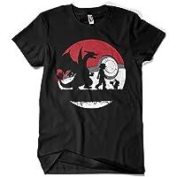 2033-Camiseta Premium, Pokemon - Hakuna Matata Poke Distress (Dr.Monekers)
