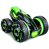 Webby Super-Fast Shock Absorbing 5-Wheeled 6CH 2-sided Stunt Race Car with Lights