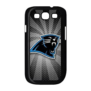 Carolina Panthers R6P36F2CO funda Samsung Galaxy S3 9300 funda caso 8M0R1Y negro