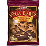 Gardetto's Special Request Roasted Garlic Rye Chips, 14 Ounce