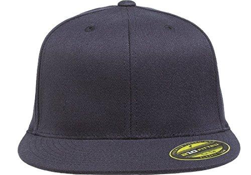 91ce01ae59d Jual Flexfit Premium 210 Fitted Flat Brim Baseball Hat -