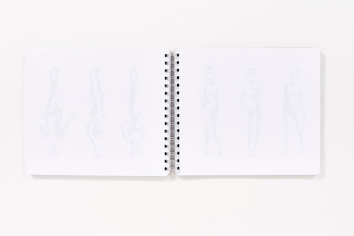 gertie s new fashion sketchbook indispensable figure templates for