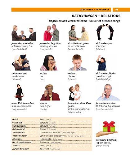 Pons Bildwörterbuch Französisch 9783125178977 Amazoncom