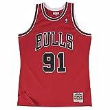 Dennis Rodman Chicago Bulls Mitchell & Ness NBA