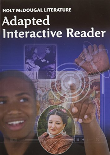 (Holt McDougal Literature: Adapted Interactive Reader Grade 6 )
