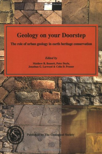 Geology on Your Doorstep: The Role of Urban Geology in Earth Heritage Conservation