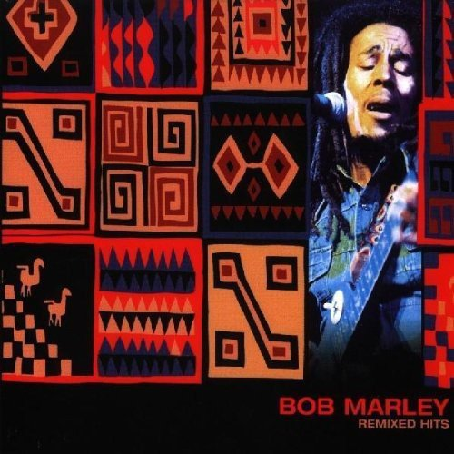 CD : Bob Marley - Remix Hits (CD)