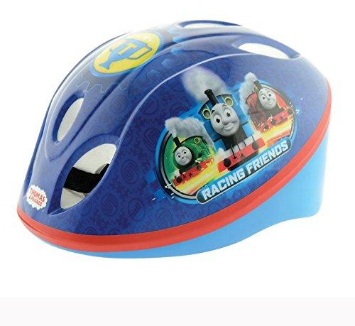 Thomas & Friends Safety - Protecciones de ciclismo, color azul, talla 48-52 cm MV Sports & Leisure