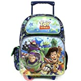 Toy Story - 16' Rolling Backackpack - To Infinity