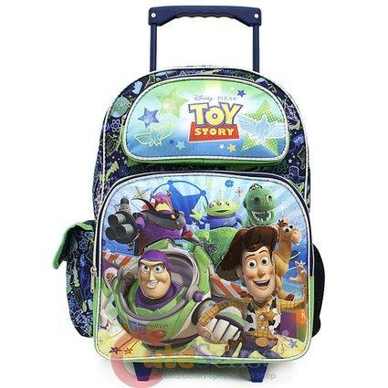 Gran Trolley Toy Story Disney primario Bolsa Mochila Mochila a