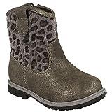 Spot On Baby Girls Leopard Print Cowboy Boots