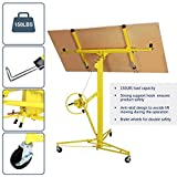 Idealchoiceproduct 16' Drywall Lift Rolling Panel