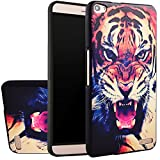 MOONCASE Huawei Honor X2 Case, [Tiger] 3D Embossed Painting Series Protective Case Cover for Huawei Mediapad Honor X2 7.0