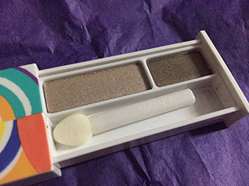 Clinique All About Eye Shadow - 03 Starlight Starbright / 08 Olive in My (Eyeshadows Clinique)