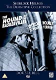 The Hound of the Baskervilles / Sherlock Holmes and the Voice of Terror [DVD]