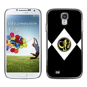 LECELL--Funda protectora / Cubierta / Piel For Samsung Galaxy S4 -- MAMUT MINIMALISTA --