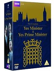 Yes Minister & Yes Prime Minister Complete Collection (Box Set) [Edizione: Regno Unito] [Edizione: Regno Unito]