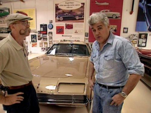 Jay Leno's Mazda & Toronado, Stero (Bezel Part)