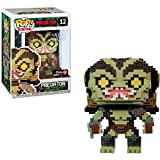 Funko Predator (GameStop Exclusive): Predator x POP! 8-bit Vinyl Figure & 1 POP! Compatible PET Plastic Graphical Protector Bundle [#012 / 22850 - B]