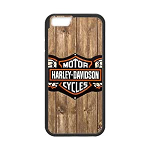 Harley Davidson iPhone 6 Plus 5.5 Inch Cell Phone Case Black VC9945G8